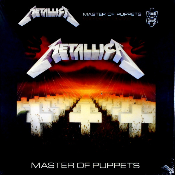 metallica master of puppets jigsaw front