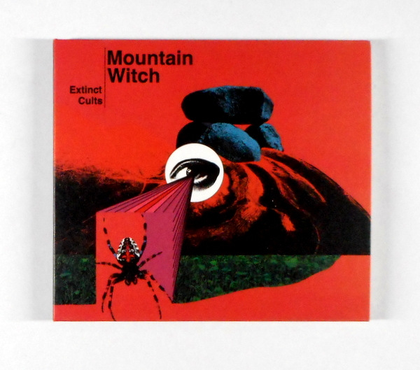 mountain witch extinct cults cd front