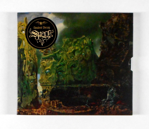 spell opulent decay cd front