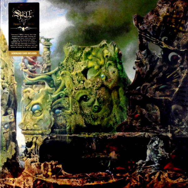 spell opulent decay lp front