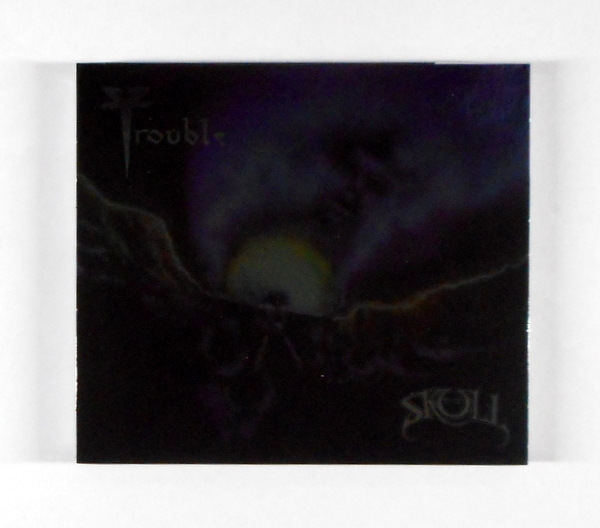 trouble the skull cd front