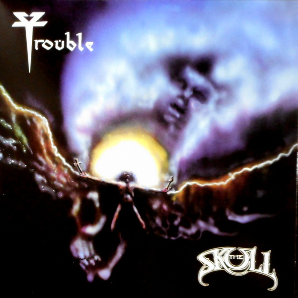 trouble the skull lp front